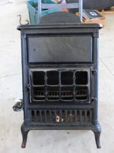 A wood-burning stove can save you on energy bills